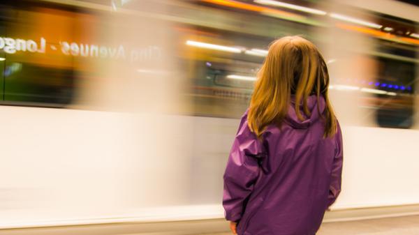 Regarder passer les trains
