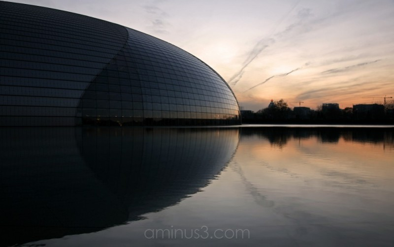 Beijing Grand Theatre, Beijing, China