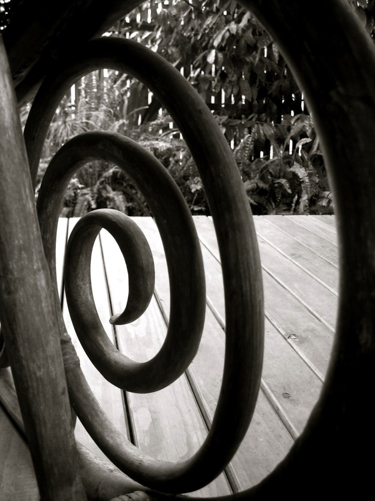 Through the Rocking Chair