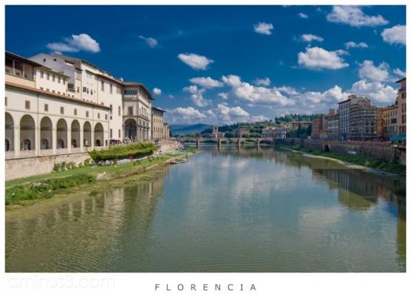 Florence (Ponte Vecchio view)