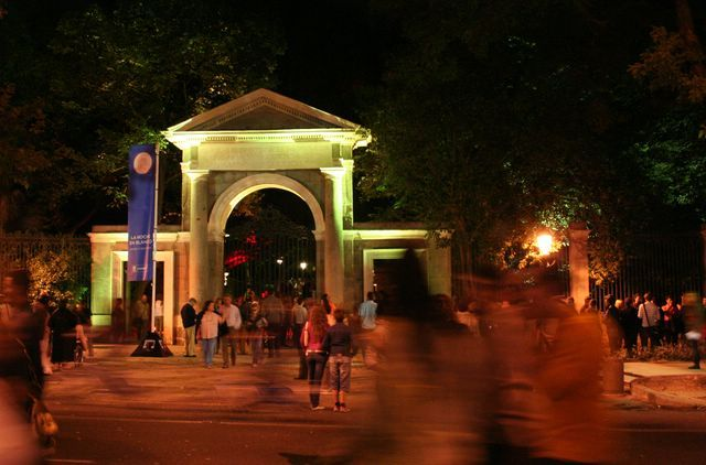 Botánico nocturno