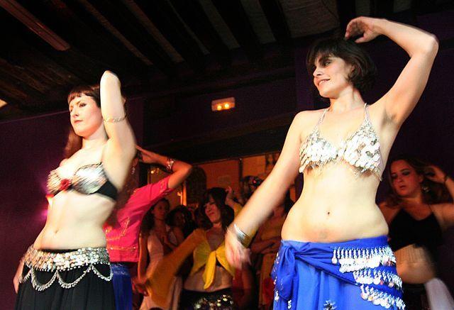 Danza oriental  VII