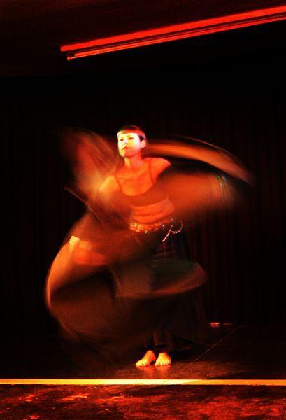 Danza Oriental X