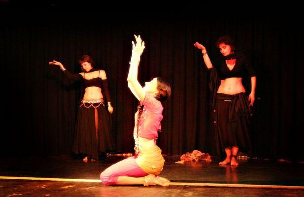Danza Oriental-Bollywood