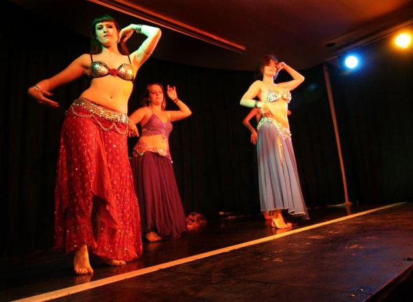 Danza Oriental XII