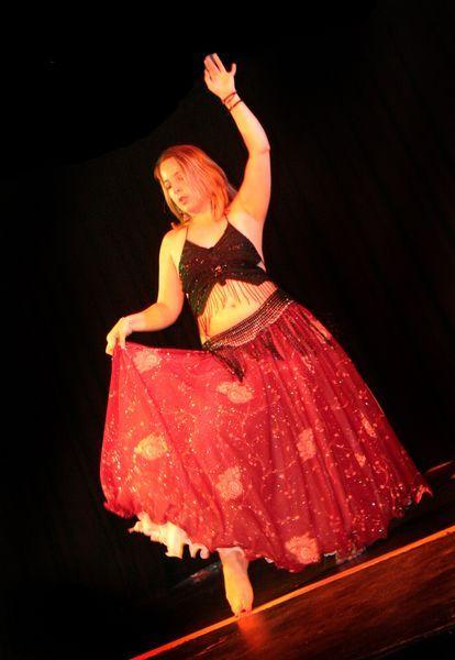 Danza Oriental XV