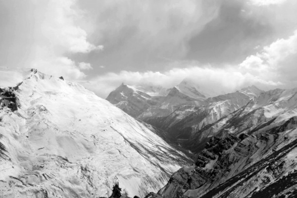 Annapurna: Manang views