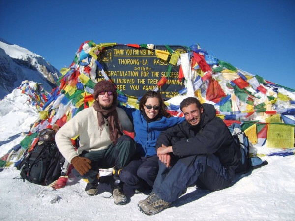 Annapurna: Thorong La - On top of the world