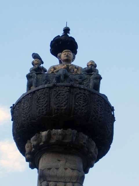 Kathmandu: Durbar Square