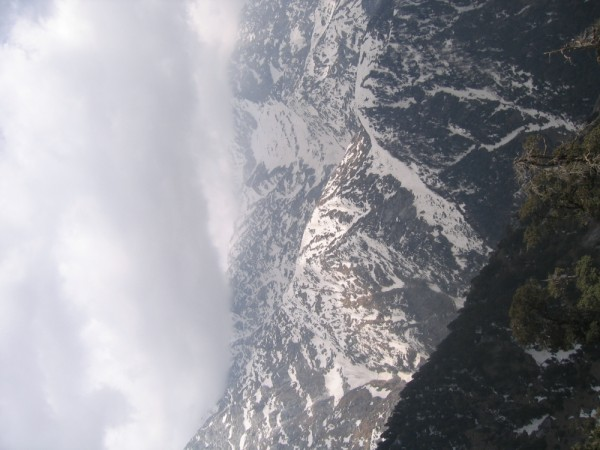 Triund Trek - Indian Himilayan Foothills