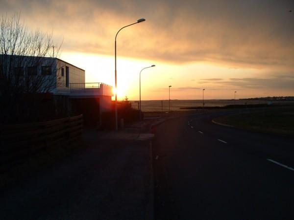 00310::Turning sunset
