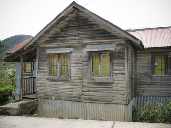 old house sagada