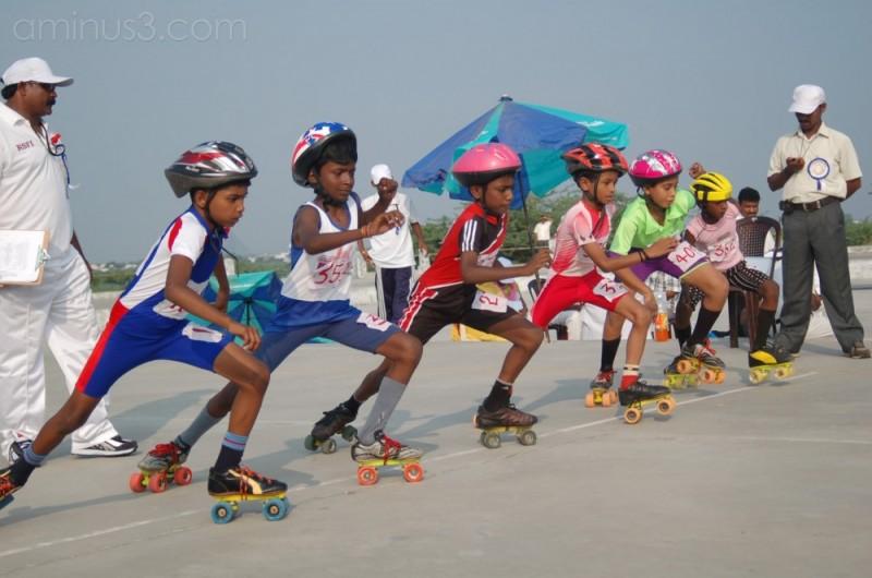 skating competition, madurai