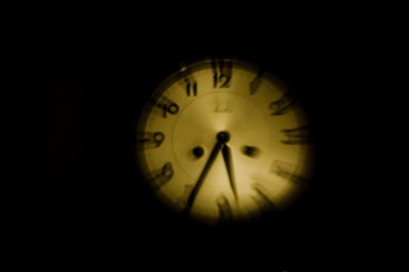 Quarantine #17 (clock)