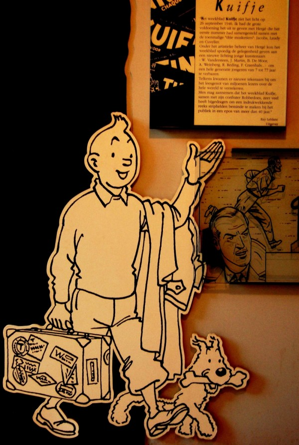 Notre Ami Tintin