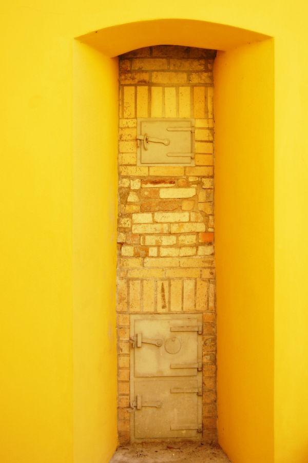 kiln doors