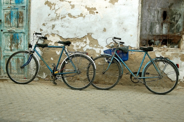 Tunisian bicycles