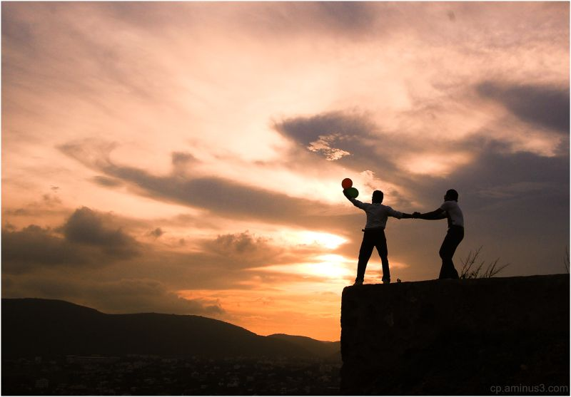 Friendship Saves