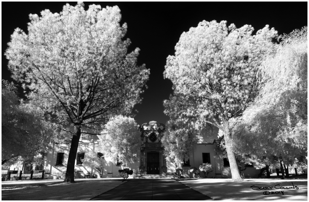 Chaffey In Infrared 1