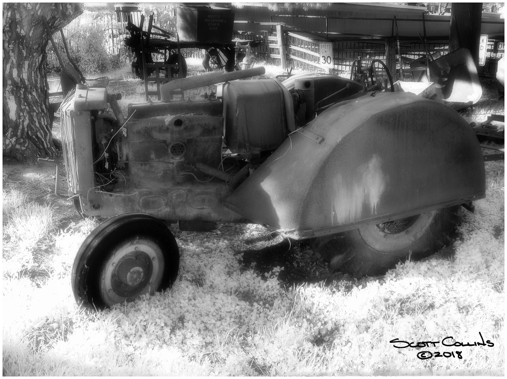 Infrared Tractor