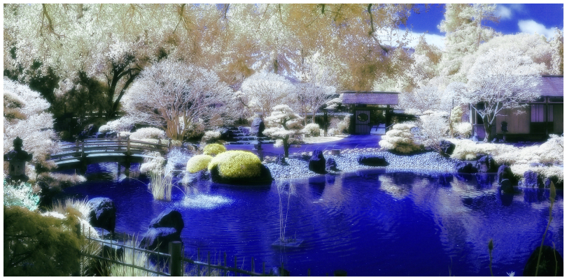 Japanese gardens San Mateo