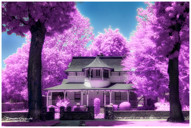 Infrared Ontario home