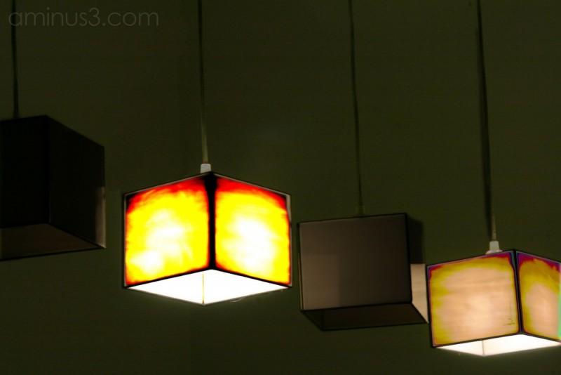Cubos luz