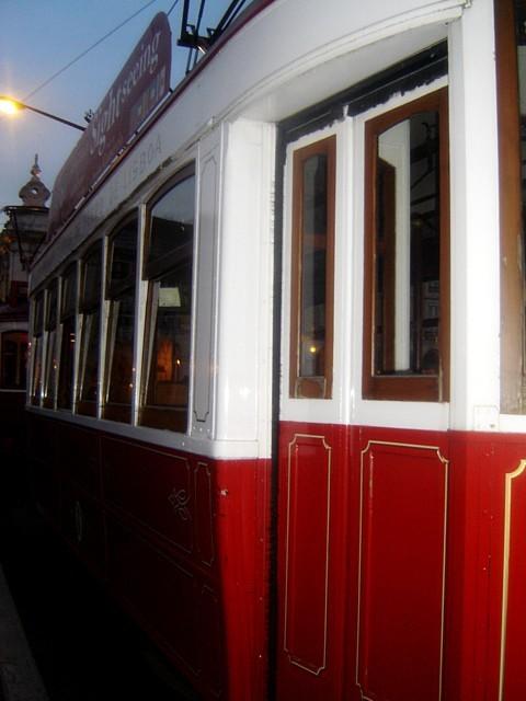 Portuguese Royal Trolley