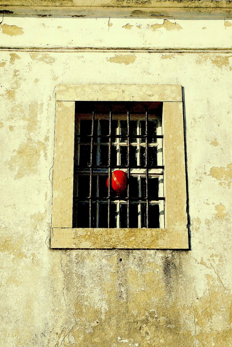 Red in prison