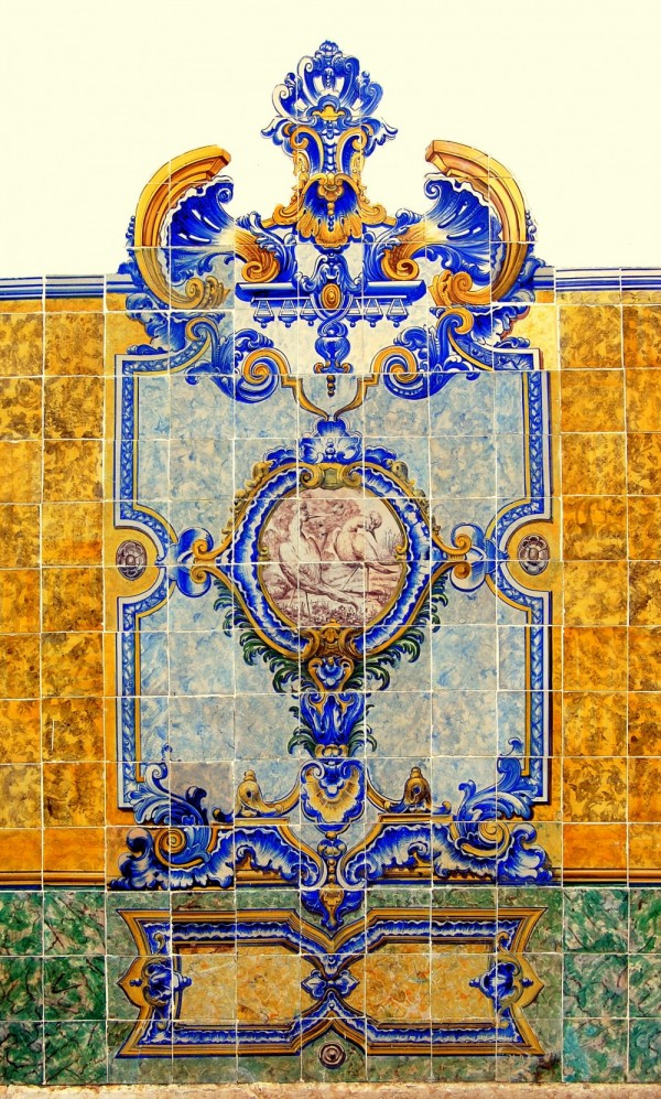 Tile panel I