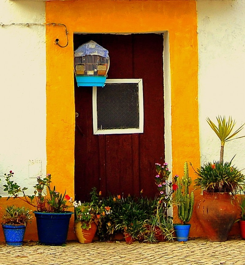 It is a Portuguese home