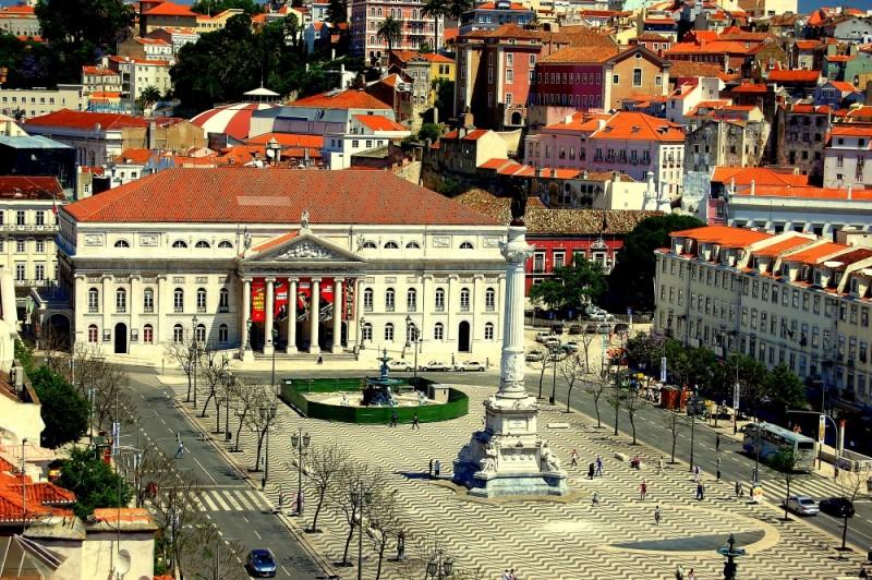 Praça de D. Pedro IV