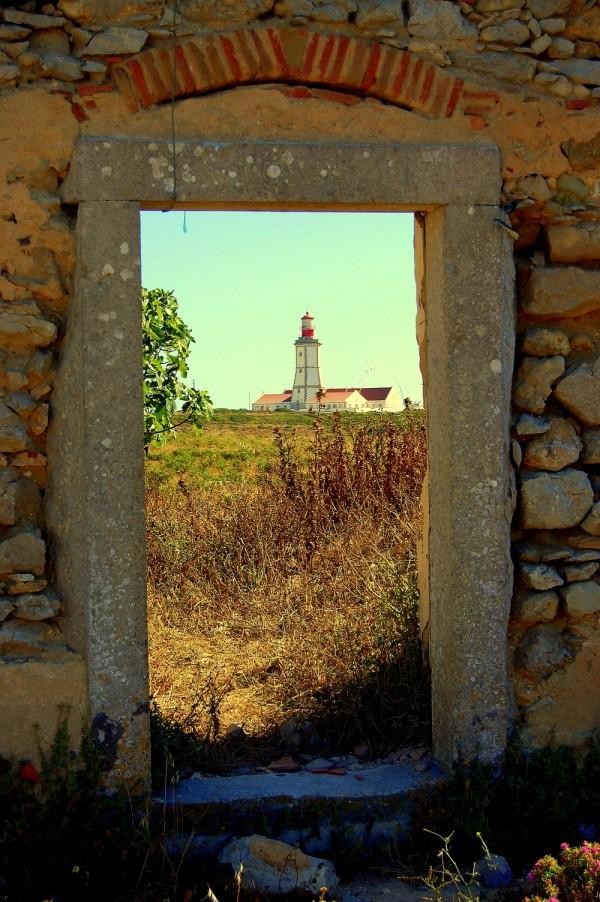 The Espichel Cape Lighthouse
