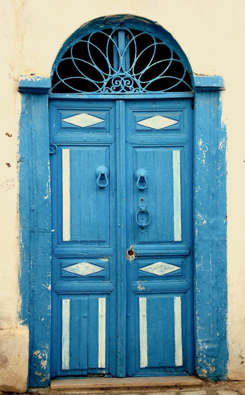Tunisian Doors