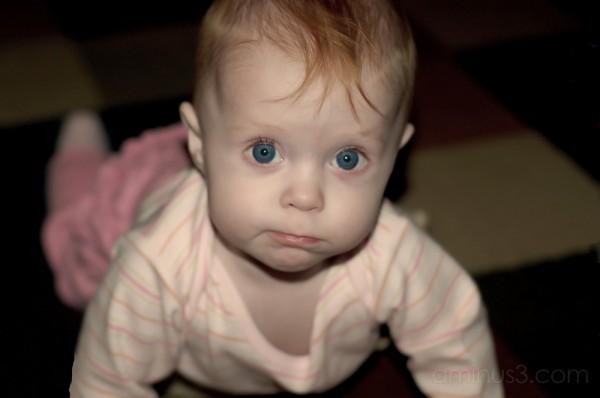 Love that smirk baby!