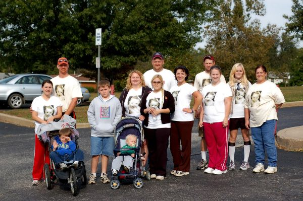 Our Great Strides Team!!!!
