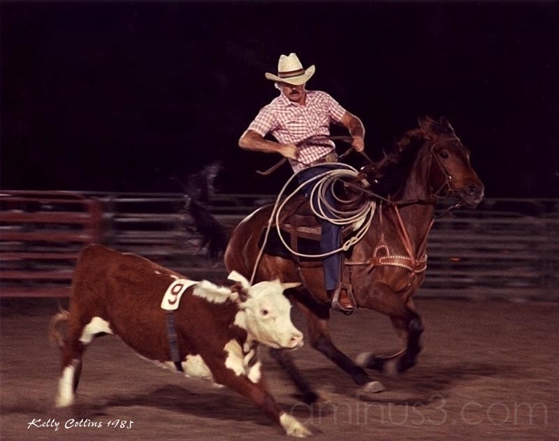Another Roping Shot