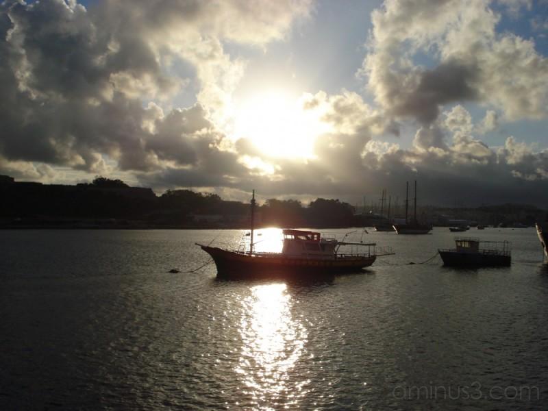 Marsamxett Harbour, from Sliema