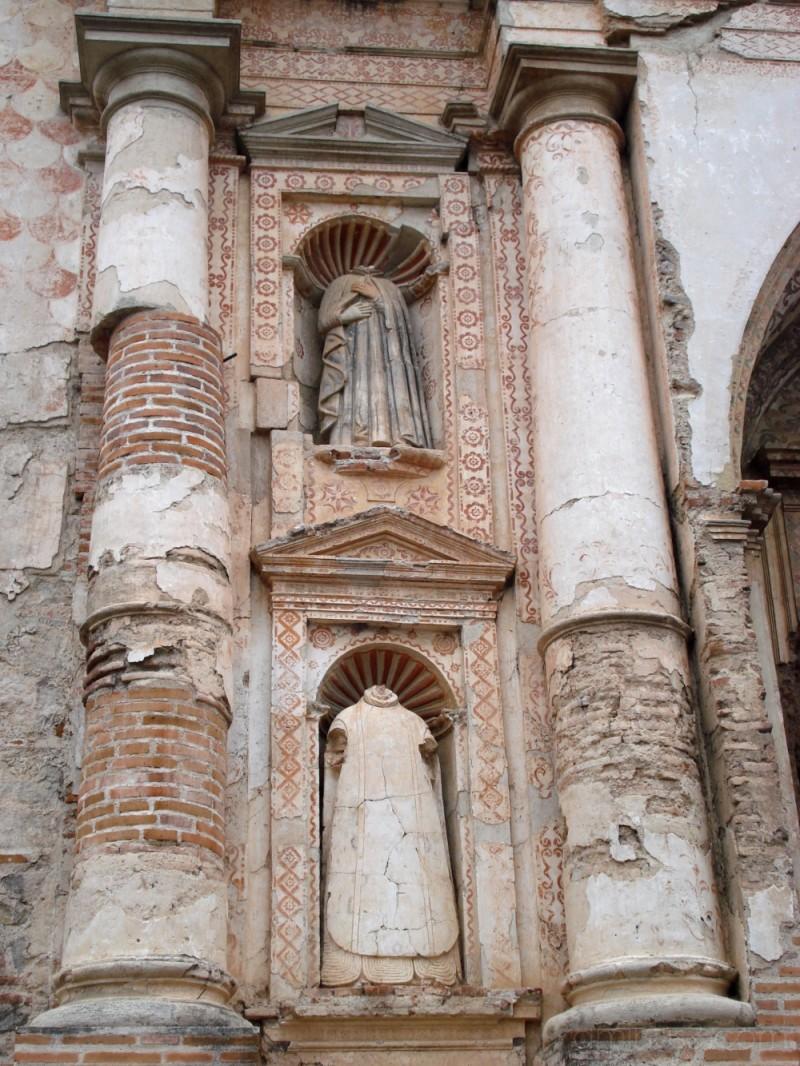 Ruins of the Jesuit church, Antigua
