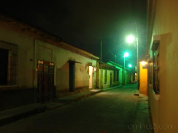 La calle donde vivi- the street where I lived