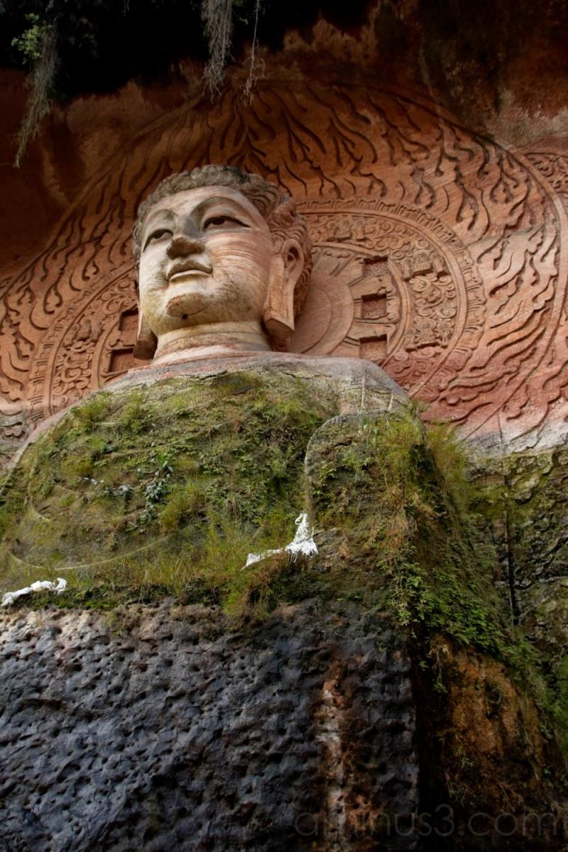 China, Sichuan, Leshan