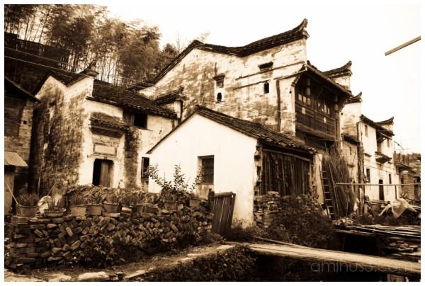 China, JiangXi, WuYuan, LiKeng