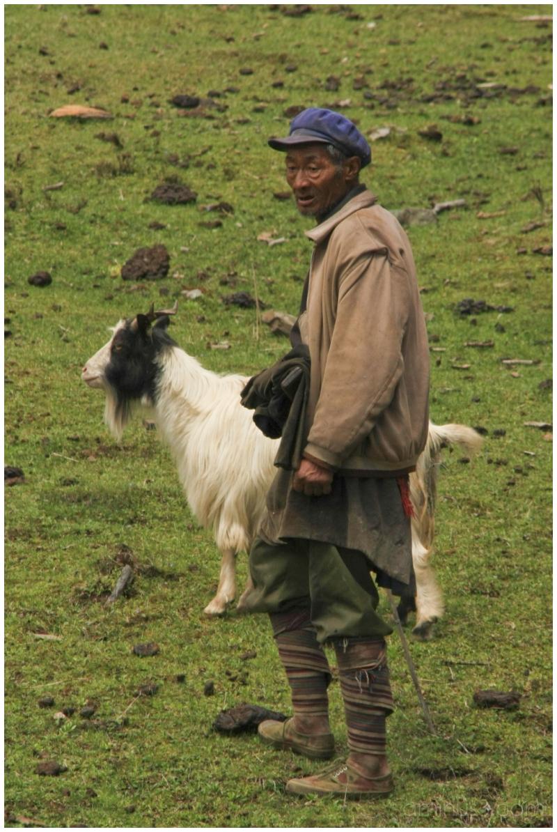 China, Yunnan, Shangri-La, Niru Village