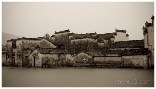 China, AnHui, HongCun