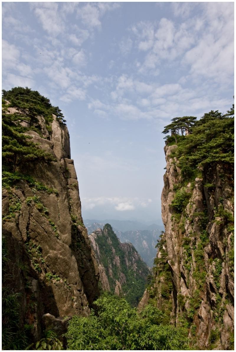 AnHui, HuangShan, Mountain
