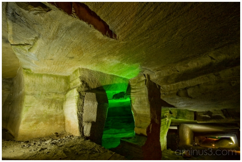AnHui, Huashan Mysterious Grottoes