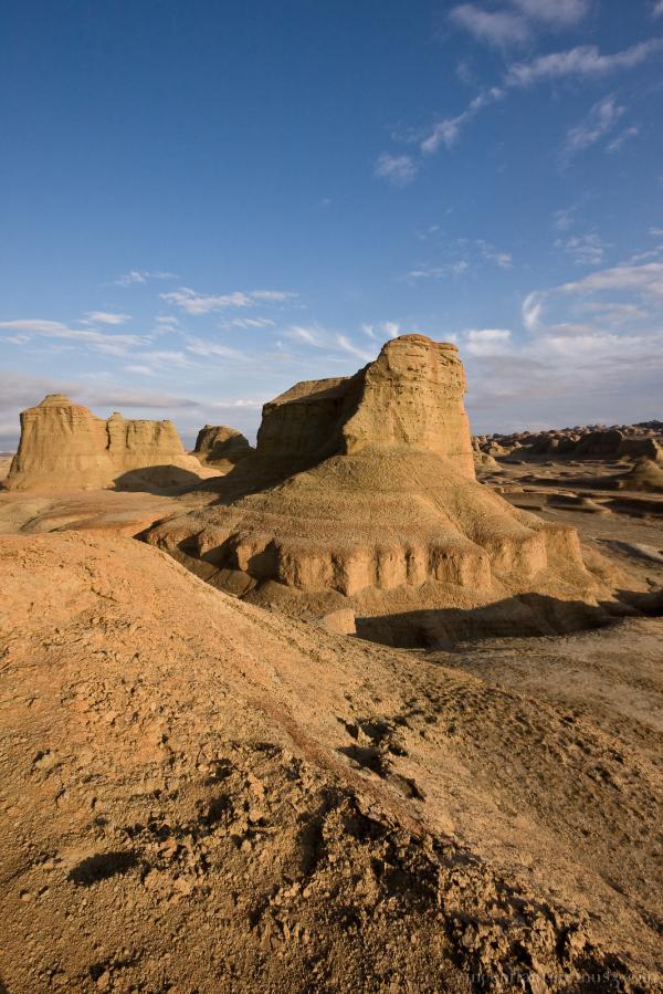 XinJiang Wuerhe (Urho) Junggar Basin