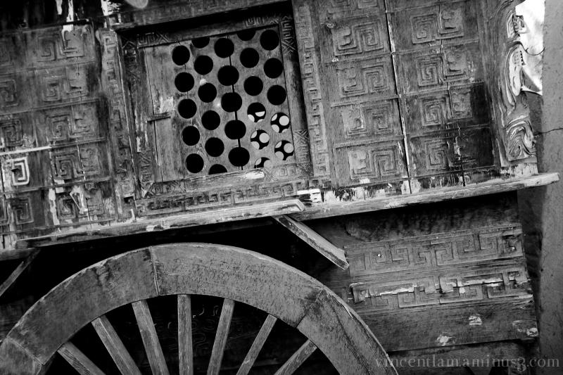 China, GanSu, DunHuang, Ancient Dunhuang City
