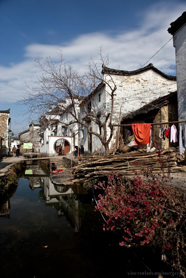 JiangXi, WuYuan, LiKeng