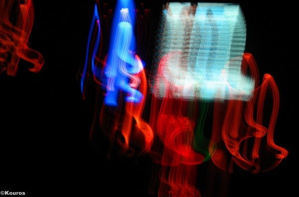 The colours project: electric